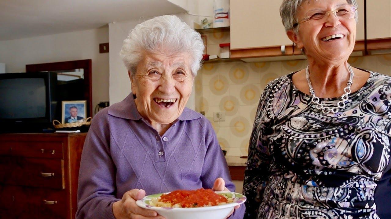 Oldest grannies