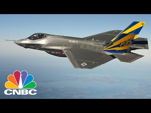 Lockheed Martin Gives Donald Trump Full Commitment To Drive F-35 Cost Down | Power Lunch | CNBC