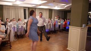 Танец родителей на свадьбе сына