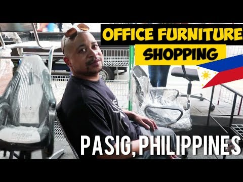 OFFICE FURNITURE SHOPPING IN THE PHILIPPINES   Pasig City Philippines