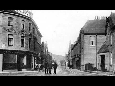 Old Photographs Of Dingwall Scotland