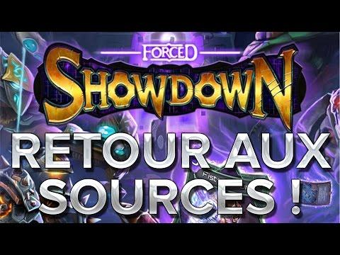 Forced Showdown #7 : Retour aux sources!