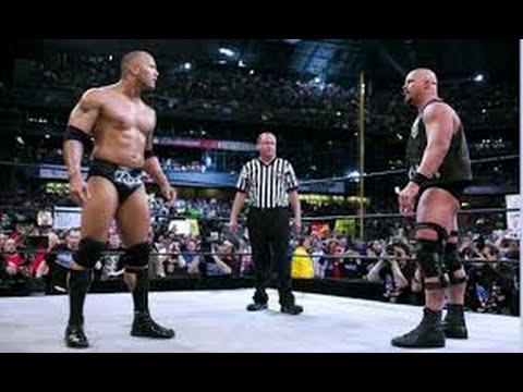 Wrestlemania 19:The Rock vs Stone Cold III