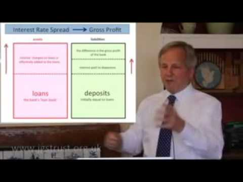 Debt Based Money & Banking  Where Does Money Come From Part 3 of 3 low