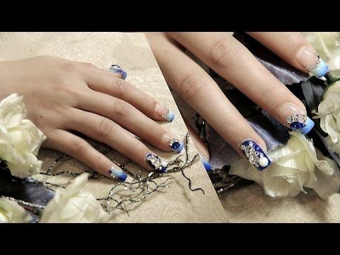 Dạy làm nail - Cách làm móng tay tại nhà cho nàng yêu nail
