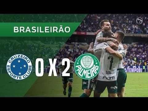 Cruzeiro Palmeiras Goals And Highlights