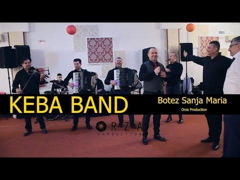 KEBA Band & Deian Milovan KEBA - Ascultari Botez Sanja Maria