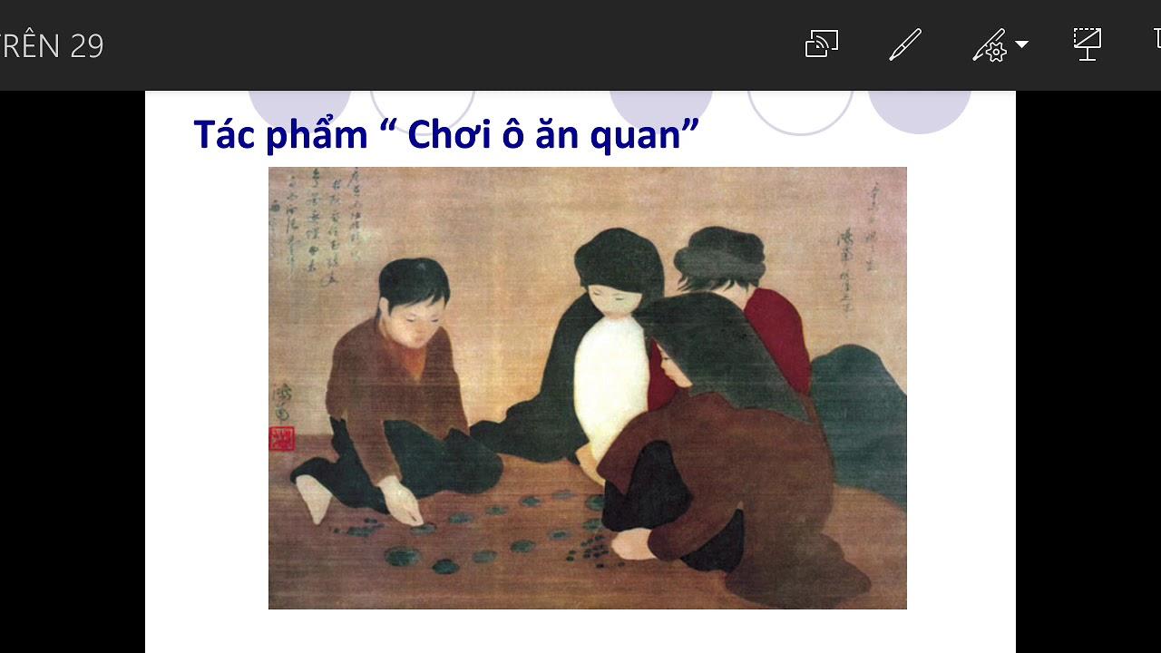 Bài 14,21 mĩ thuật Việt Nam từ cuối thế kỉ XIX đến nắm 1954
