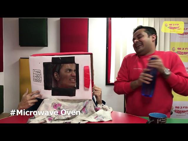 Manush Korechhi | Episode 05 |  আমি আর আমার microwave | Mirchi Agni | Mirchi Somak | Mirchi Bangla