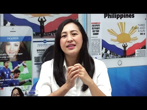 Joy Belmonte: I'm running for QC mayor with my own leadership brand