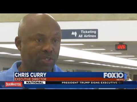 Mobile Airport Authority Executive Director talks airport operations