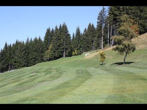 Trou n°1 - Golf Les Gets