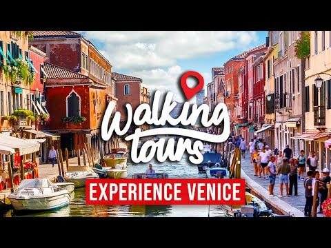 VENICE walking tour 2021 - Trailer