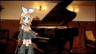 """Rin Kagamine """"The Harmonious Blacksmith"""" (Handel) ※New MIX"""