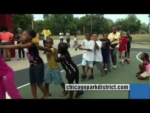 Chicago Park District Aug. 2012: Rollin