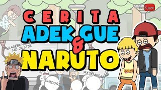 Download Video SUKA DUKA PUNYA ADEK NGEFANS SAMA NARUTO MP3 3GP MP4