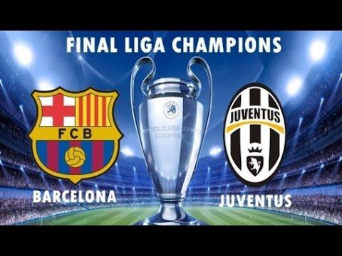 Barcelona vs Juventus - Final Champion League 2015 Trailer ...