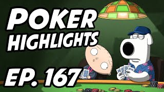 Poker Livestream Daily Highlights | Ep. 167 | KevinMartin987, AsianPokerTourLive, JeffGrossPoker
