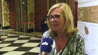 Eindrücke von Gästen - Empfang Eröffnung Mubarak-Moschee Wiesbaden (4)