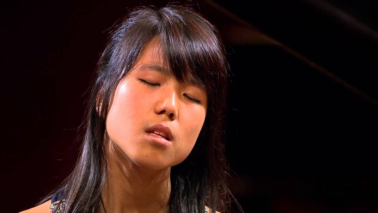 Kate Liu – Sonata in B minor Op. 58 (third stage)