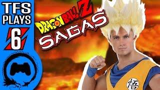 DRAGON BALL Z: SAGAS Part 6 - TFS Plays - TFS Gaming