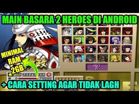 Cara Download Dan Main Game Basara 2 Heroes Di Android