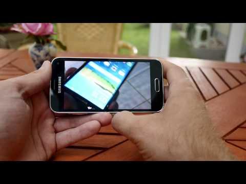 Samsung Galaxy S5 Mini Test (4k/Deutsch)