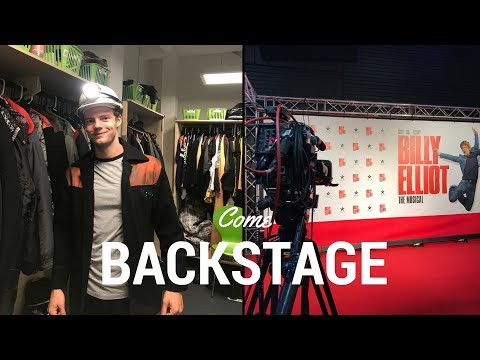 BACKSTAGE WITH BILLY | UK & IRELAND TOUR 2016-17 | PART 1