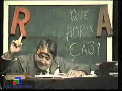 Chamada Cabaré do Barata - Rede Manchete (1990)