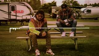 """6lack X J. Cole Type Beat """"Cold"""" (Prod. Corey Plescia)"""