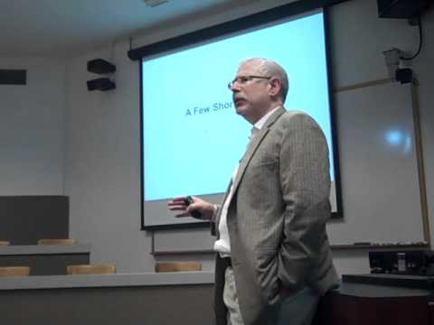 Steven Blank at Stanford Entrepreneur Week