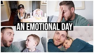 AN EMOTIONAL DAY... // BEASTON FAMILY VIBES