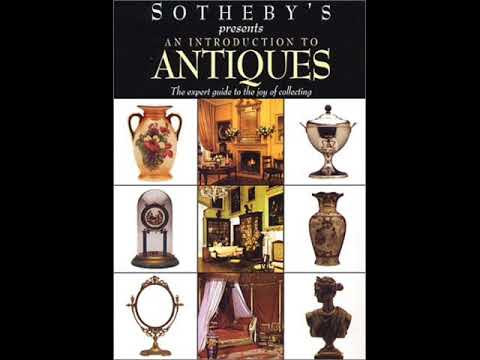 An Introduction To Collecting Antiques (Main Menu)