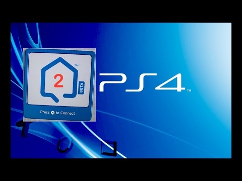 NEW PLAYSTATION HOME 2 ON PS4 IS HERE! Ps4 Pshome!