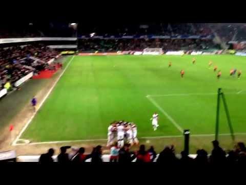 Rennes-Guingamp samedi 1er mars 2014 J27 Ligue 1 0-2 Yatabaré 95ème