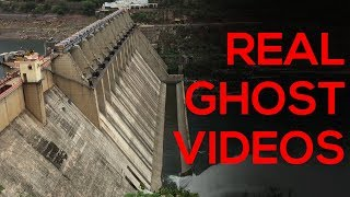 "Real Ghost caught on Camera at Nagarjuna Sagar Dam ""Real Ghost Videos"""