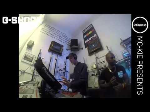 Jepadee - GetDarkerTV 288 [MC Kie Presents – Part 7] - G-Shock Special