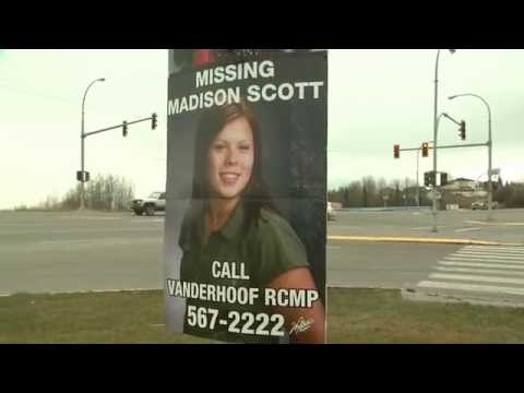 Five Years to the Day – Help us find Madison Scott