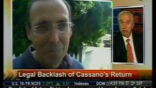 In-Depth Look - Legal Backlash of Cassano's Return