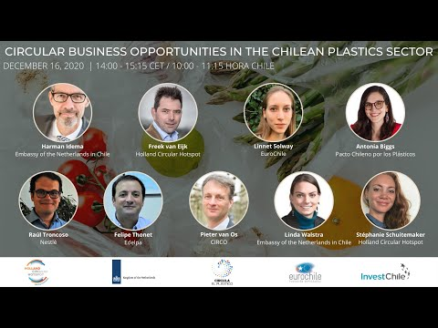 Webinar Business Opportunities in the Chilean Plastics & Packaging Sector (English)