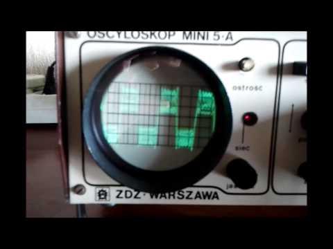 Smartfon jako generator funkcji, czyli aplikacja Pro Audio Tone Generator i Oscyloskop Mini 5a