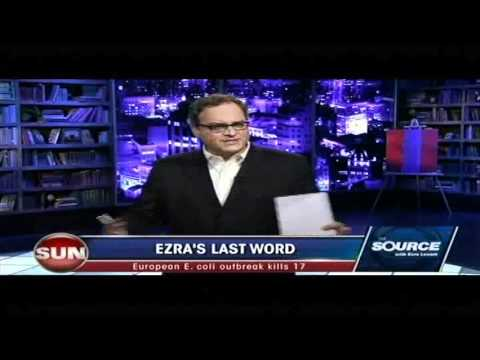 Marc Lemire on the 'The Source' With Ezra Levant (Part 3)
