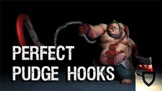 How to Never Miss Pudge Hooks | How To Play Dota 2 | PVGNA.com