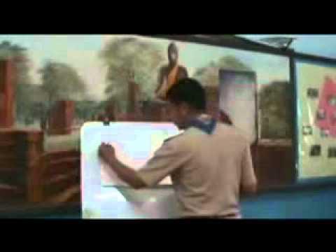 สอนศิลป์   สอนเกี่ยวกับเส้นพื้นฐานต่างๆ ในการเริ่มวาดภาพ ในคลังความรู้