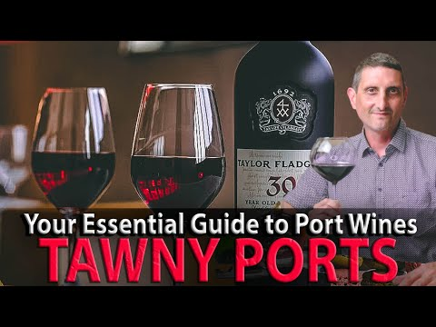 wine article Your Complete Guide To Port Wines  Tawny  The Grapes Of Port
