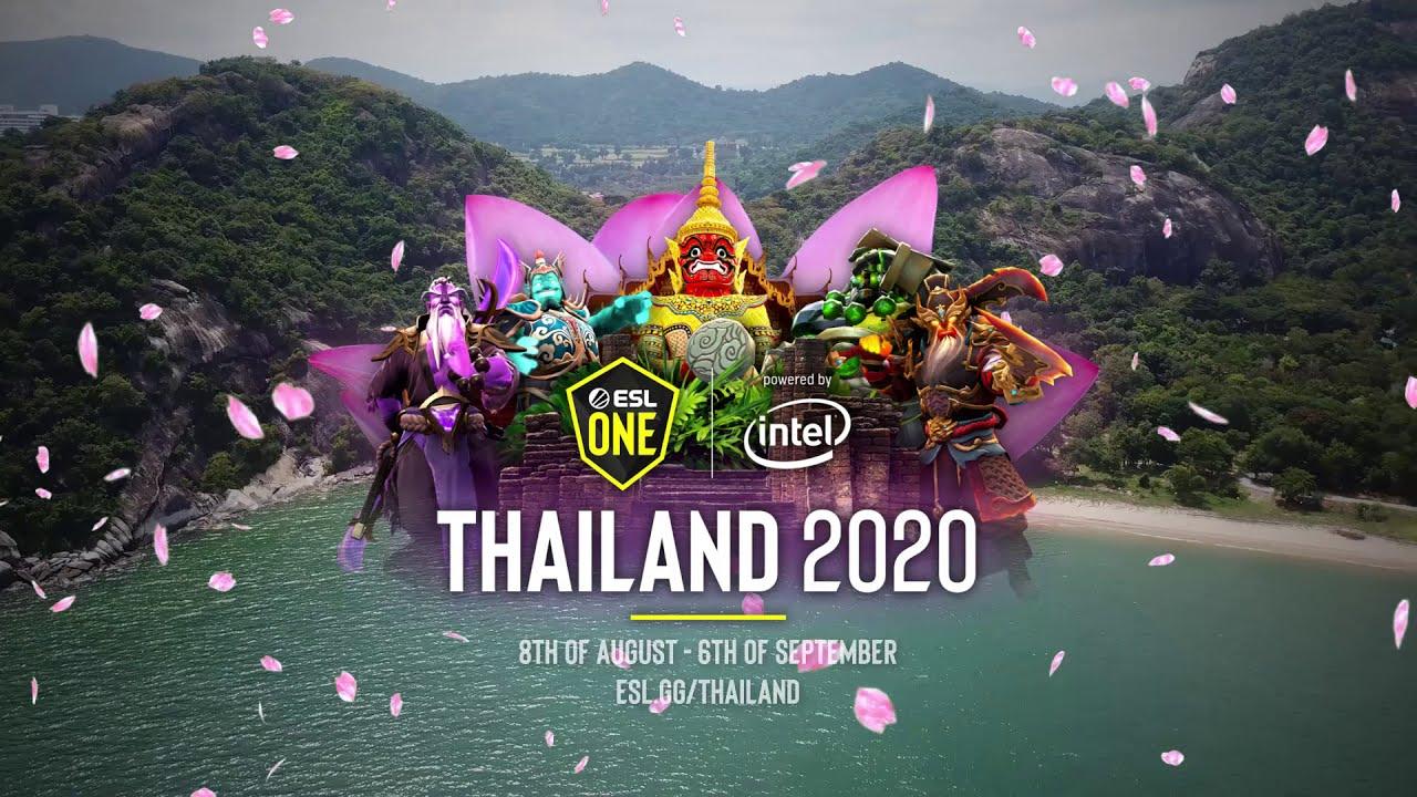 ESL ประกาศจัดการแข่งขัน ESL One Thailand: Online หาผู้เล่น Dota 2 ...