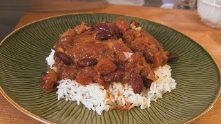 Craig's Kitchen - Stewed Chicken With Beans