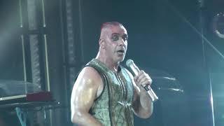 Rammstein LIVE Zeig dich - Dresden, Germany 2019 (June 12th) (2 cam mix)