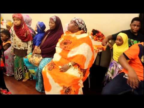 Kanyusa Studio: Wedding Of Hamadi & Halima Mkomwa