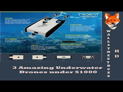 3 Amazing Underwater Drones under $1,000 #3